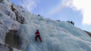 ice climbing gift
